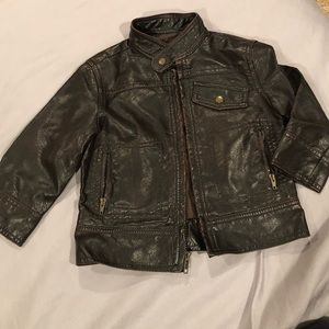 Other - Brown distressed jacket